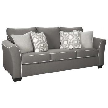 Domani - Charcoal - Sofa