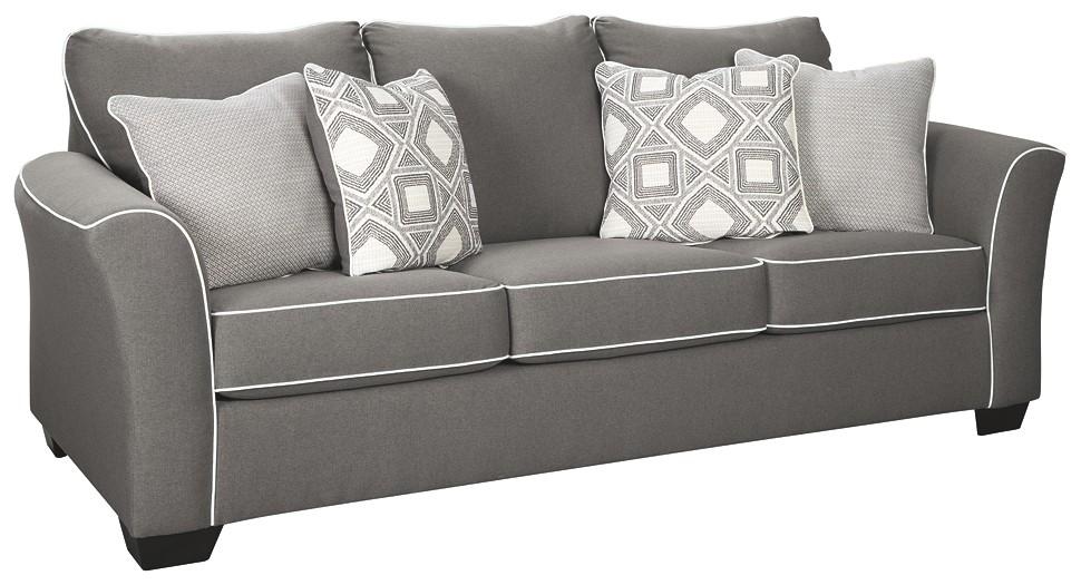 Domani - Charcoal - Queen Sofa Sleeper