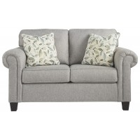 Alandari - Gray - Loveseat