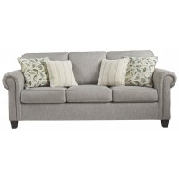 Alandari - Gray - Queen Sofa Sleeper