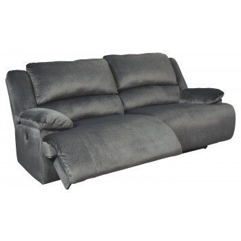 Clonmel Charcoal 2 Seat Reclining Power Sofa 3650547