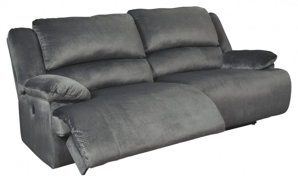 Amazing Clonmel Charcoal 2 Seat Reclining Power Sofa Inzonedesignstudio Interior Chair Design Inzonedesignstudiocom