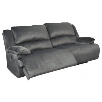 Clonmel - Charcoal - 2 Seat Reclining Sofa