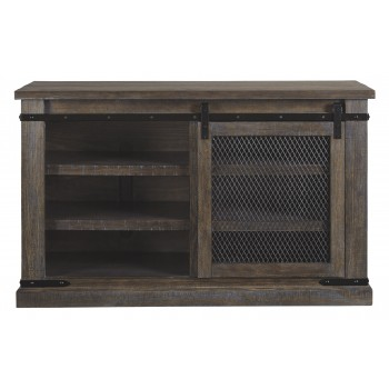 Danell Ridge - Brown - Medium TV Stand