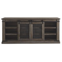 Danell Ridge - Brown - Extra Large TV Stand