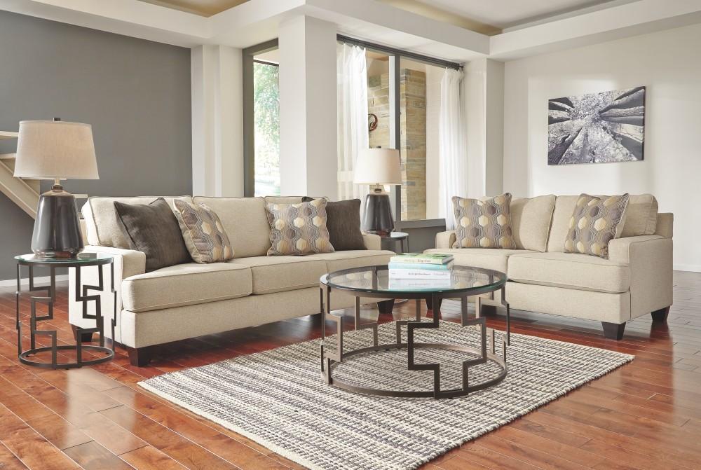 Brielyn - Linen - Sofa