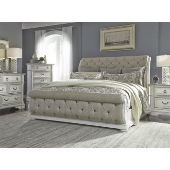 Pariseinne Sleigh Bed
