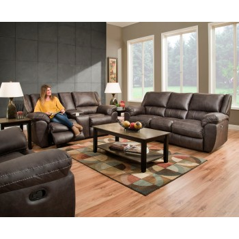 Siloh Collection Sofa and Loveseat