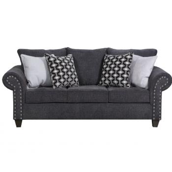 Reed Charcoal Sofa