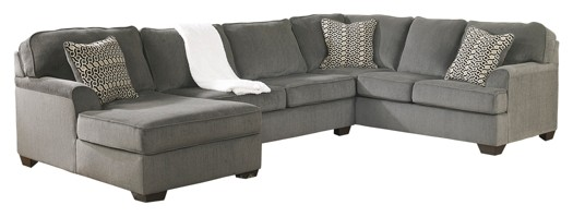 Loric - Loric 3-Piece Sectional with Chaise