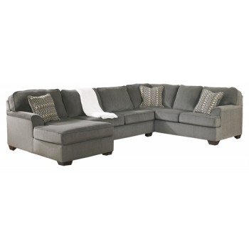 Loric - 3-Piece Sectional with Chaise