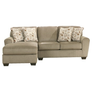 Patola Park - 2-Piece Sectional with Chaise