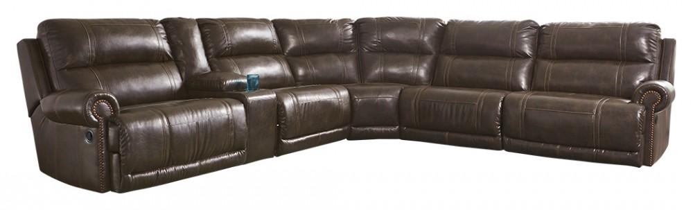 Strange Dak 7 Piece Sectional Non Power 22700S2 19 40 41 46 57 77 Bralicious Painted Fabric Chair Ideas Braliciousco