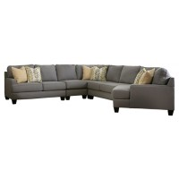 Chamberly - Chamberly 5-Piece Sectional with Cuddler