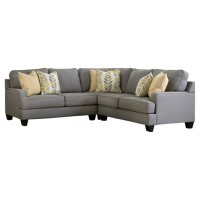 Chamberly - Chamberly 3-Piece Sectional