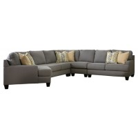 Chamberly 5-Piece Sectional with Cuddler
