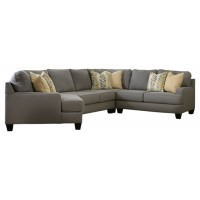 Chamberly - Chamberly 4-Piece Sectional with Cuddler