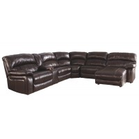 Damacio 6-Piece Sectional with Power