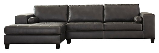 Nokomis - 2-Piece Sectional with Chaise