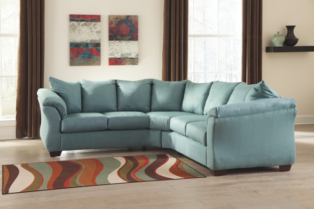 Darcy - 2-Piece Sectional