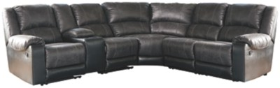 Nantahala - 6-Piece Reclining Sectional