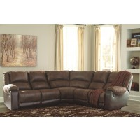 Nantahala - 5-Piece Reclining Sectional