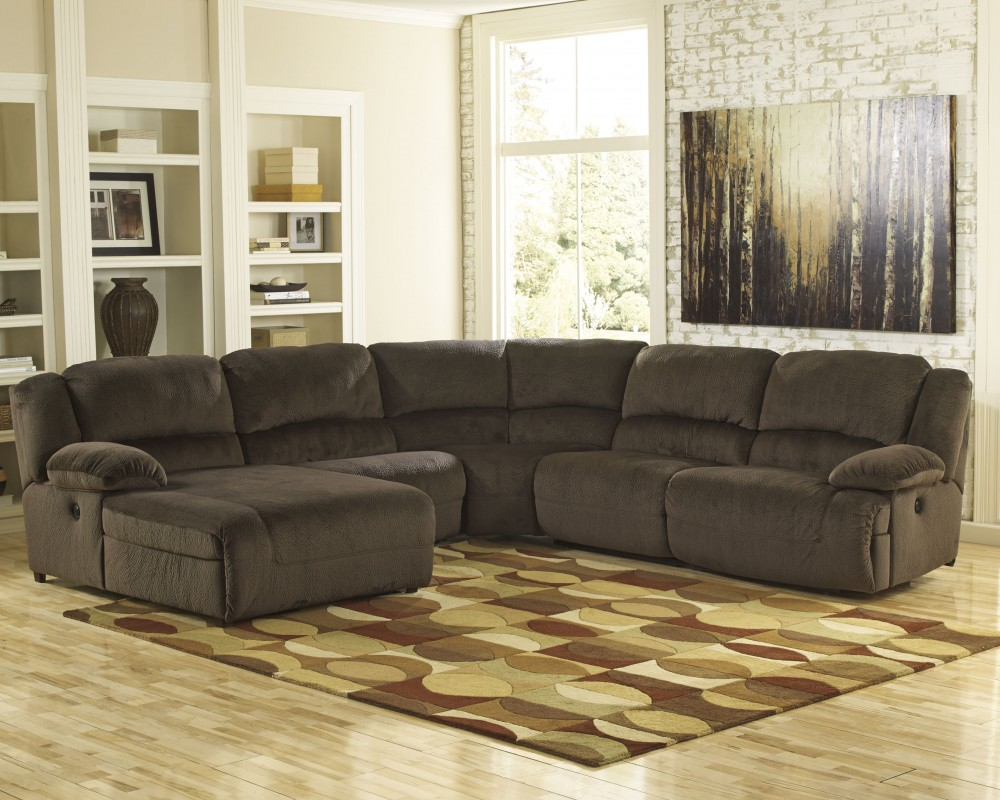 Toletta 5-Piece Sectional