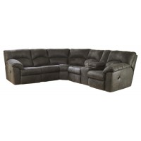 Tambo - 2-Piece Reclining Sectional