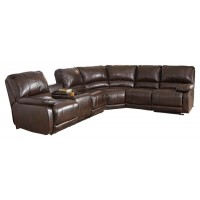 Hallettsville - 4-Piece Sectional with Power