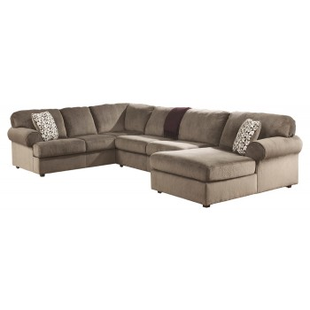 Jessa Place - 3-Piece Sectional with Chaise