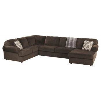 Terrific Jessa Place Jessa Place 3 Piece Sectional With Chaise Gmtry Best Dining Table And Chair Ideas Images Gmtryco