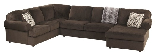 Jessa Place 3-Piece Sectional with Chaise