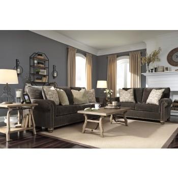 Stracelen - Sable - Sofa & Loveseat