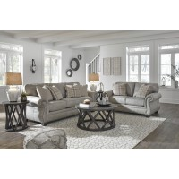 Olsberg - Steel - Sofa & Loveseat