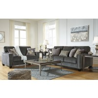 Gavril - Smoke - Sofa & Loveseat