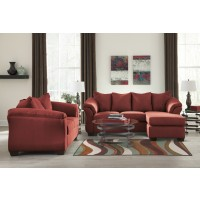 Darcy - Salsa - Sofa Chaise & Loveseat