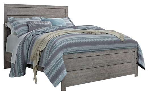 Culverbach - Queen Panel Bed