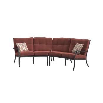 Burnella - 2-Piece Outdoor Sectional