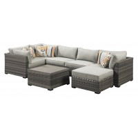 Spring Dew 7-Piece Outdoor Seating Set