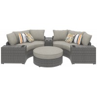 Spring Dew - 6-Piece Outdoor Seating Set