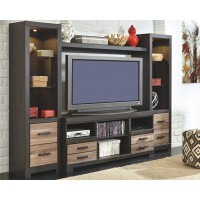 Harlinton 4-Piece Entertainment Center