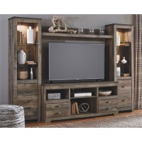 Trinell - Trinell 4-Piece Entertainment Center