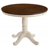Whitesburg Table Top and Base