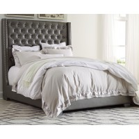 Coralayne - Queen Upholstered Bed
