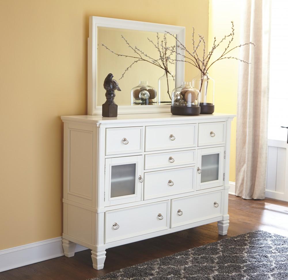 Prentice Dresser And Mirror B672b1 31 36 Dresser