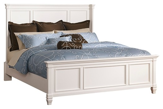 Prentice - Cal King Panel Bed