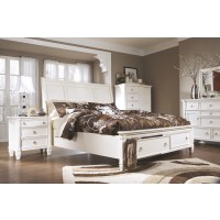 Prentice - Prentice Queen Sleigh Bed with Storage