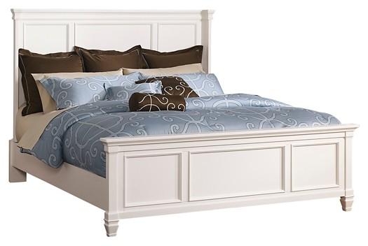 Prentice - Prentice King Panel Bed