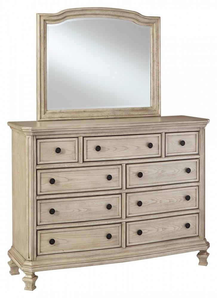 Demarlos - Dresser and Mirror