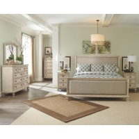 Demarlos - California King Upholstered Bed